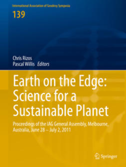 Rizos, Chris - Earth on the Edge: Science for a Sustainable Planet, e-bok