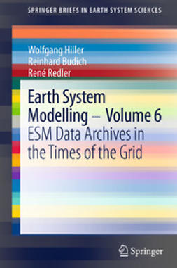 Hiller, Wolfgang - Earth System Modelling - Volume 6, ebook