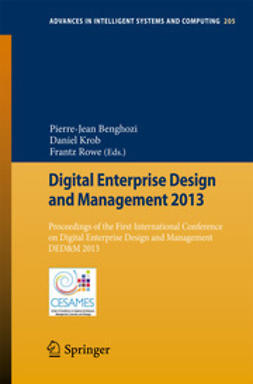 Benghozi, Pierre-Jean - Digital Enterprise Design and Management 2013, ebook