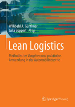 Günthner, Willibald A. - Lean Logistics, ebook