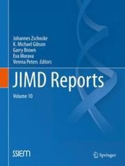 Zschocke, Johannes - JIMD Reports - Volume 10, ebook
