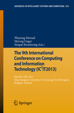 Meesad, Phayung - The 9th International Conference on Computing and InformationTechnology (IC2IT2013), ebook