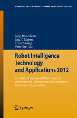 Kim, Jong-Hwan - Robot Intelligence Technology and Applications 2012, ebook