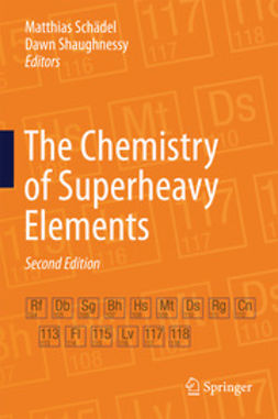 Schädel, Matthias - The Chemistry of Superheavy Elements, ebook