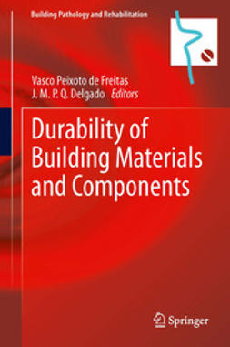 Freitas, Vasco Peixoto de - Durability of Building Materials and Components, ebook
