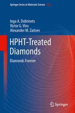 Dobrinets, Inga A. - HPHT-Treated Diamonds, ebook