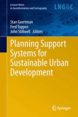 Geertman, Stan - Planning Support Systems for Sustainable Urban Development, e-kirja
