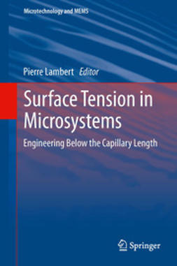 Lambert, Pierre - Surface Tension in Microsystems, ebook