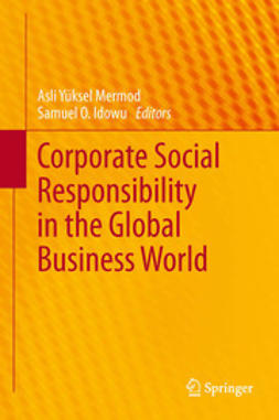 Mermod, Asli Yüksel - Corporate Social Responsibility in the Global Business World, ebook