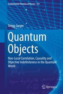 Jaeger, Gregg - Quantum Objects, ebook