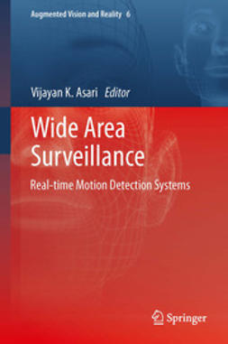 Asari, Vijayan K. - Wide Area Surveillance, ebook