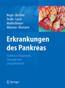 Beger, Hans G. - Erkrankungen des Pankreas, e-bok