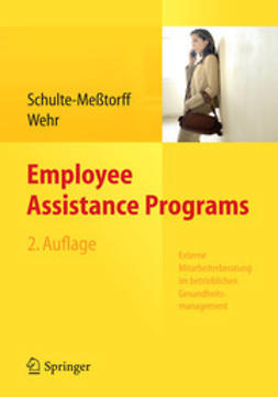 Schulte-Meßtorff, Claudia - Employee Assistance Programs, ebook