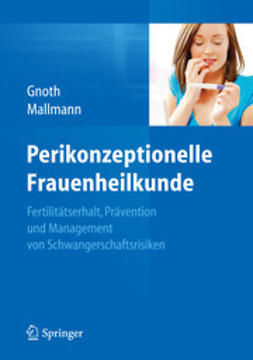 Gnoth, Christian - Perikonzeptionelle Frauenheilkunde, ebook