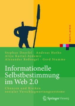 Doerfel, Stephan - Informationelle Selbstbestimmung im Web 2.0, ebook