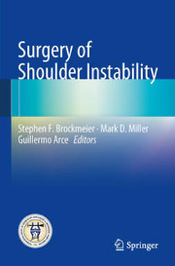 Brockmeier, Stephen F. - Surgery of Shoulder Instability, ebook