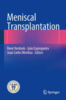 Verdonk, René - Meniscal Transplantation, e-kirja