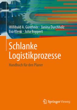 Günthner, Willibald A. - Schlanke Logistikprozesse, ebook