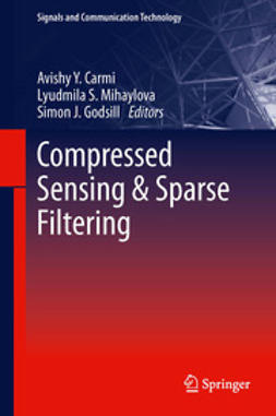 Carmi, Avishy Y. - Compressed Sensing & Sparse Filtering, ebook