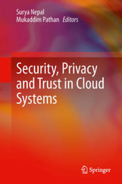 Nepal, Surya - Security, Privacy and Trust in Cloud Systems, ebook