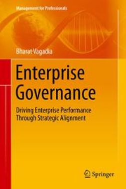 Vagadia, Bharat - Enterprise Governance, ebook