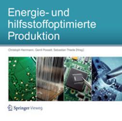 Christoph, Herrmann - Energie- und hilfsstoffoptimierte Produktion, ebook