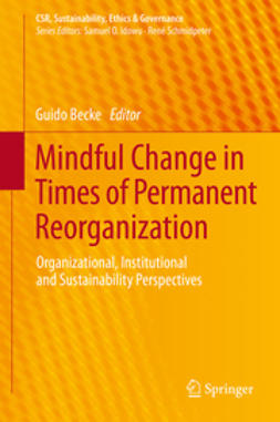 Becke, Guido - Mindful Change in Times of Permanent Reorganization, ebook