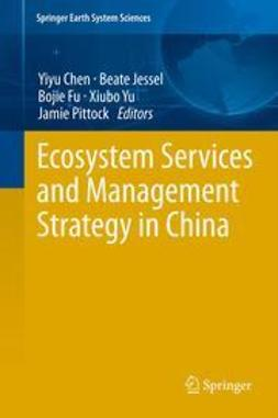 Chen, Yiyu - Ecosystem Services and Management Strategy in China, ebook
