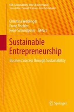 Weidinger, Christina - Sustainable Entrepreneurship, ebook