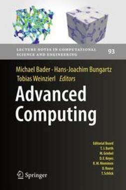 Bader, Michael - Advanced Computing, ebook