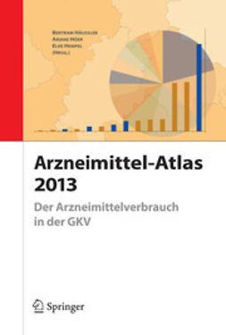 Häussler, Bertram - Arzneimittel-Atlas 2013, ebook