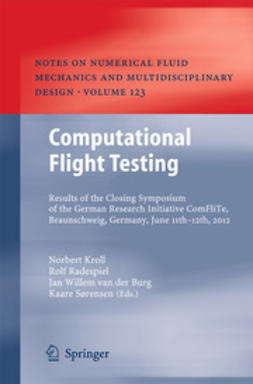 Kroll, Norbert - Computational Flight Testing, ebook