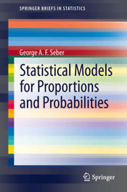 Seber, George A.F. - Statistical Models for Proportions and Probabilities, ebook