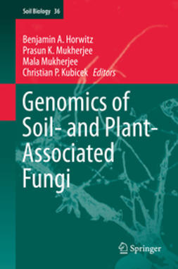 Horwitz, Benjamin A. - Genomics of Soil- and Plant-Associated Fungi, ebook