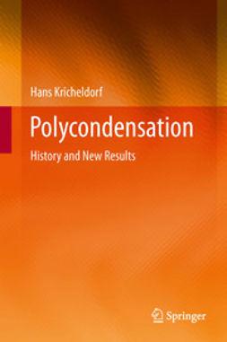 Kricheldorf, Hans - Polycondensation, ebook