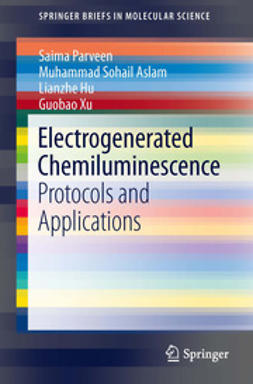 Parveen, Saima - Electrogenerated Chemiluminescence, ebook