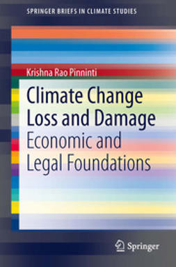 Rao, Pinninti Krishna - Climate Change Loss and Damage, e-bok