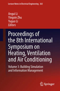 Li, Angui - Proceedings of the 8th International Symposium on Heating, Ventilation and Air Conditioning, ebook