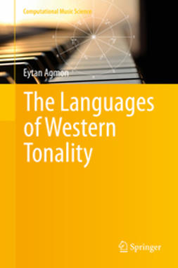Agmon, Eytan - The Languages of Western Tonality, ebook