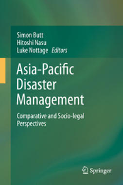 Butt, Simon - Asia-Pacific Disaster Management, ebook