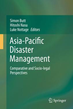 Butt, Simon - Asia-Pacific Disaster Management, e-kirja