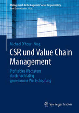 D´heur, Michael - CSR und Value Chain Management, ebook