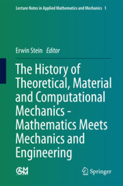 Stein, Erwin - The History of Theoretical, Material and Computational Mechanics - Mathematics Meets Mechanics and Engineering, ebook