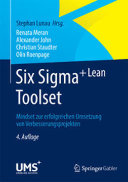 Lunau, Stephan - Six Sigma+Lean Toolset, ebook
