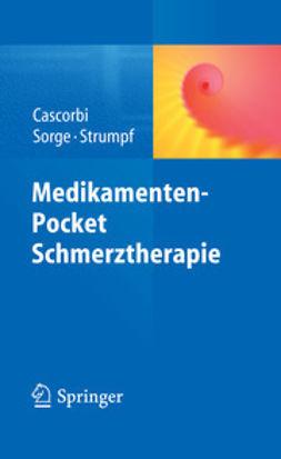 Cascorbi, Ingolf - Medikamenten-Pocket Schmerztherapie, ebook