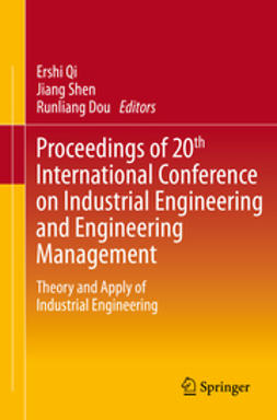 Qi, Ershi - Proceedings of 20th International Conference on Industrial Engineering and Engineering Management, ebook