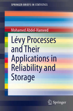 Abdel-Hameed, Mohamed - Lévy Processes and Their Applications in Reliability and Storage, ebook