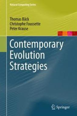 Bäck, Thomas - Contemporary Evolution Strategies, ebook