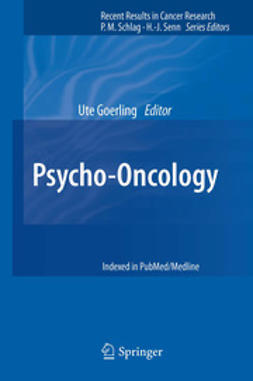Goerling, Ute - Psycho-Oncology, ebook