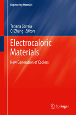 Correia, Tatiana - Electrocaloric Materials, ebook